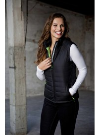 Carla Quilted Lady Vest