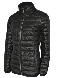 Maggie lady light down jacket