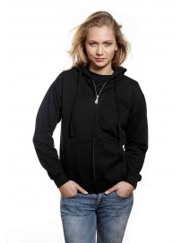 Bargain hooded zip sweat